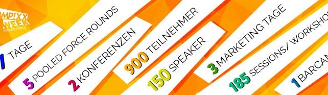 CAMPIXX: Week – die Content-Marketing-Base-Konferenz